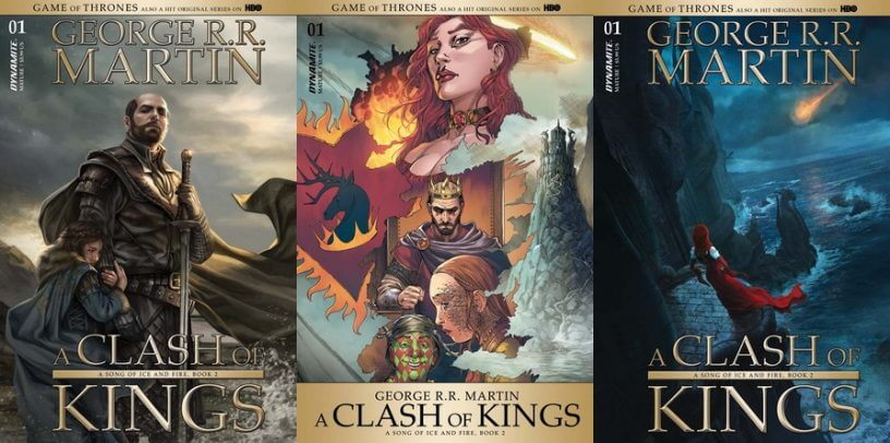 A Clash of Kings Audiobook Review