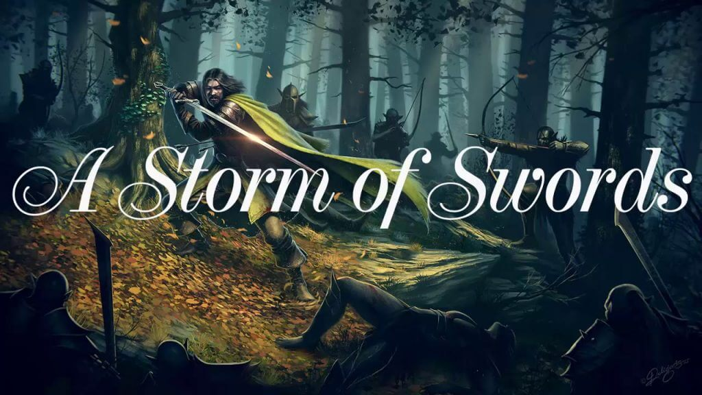 A Storm of Swords Audiobook download