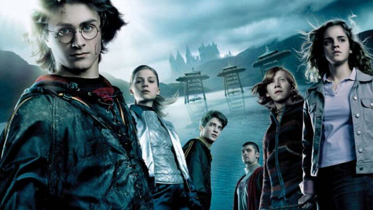 Harry Potter and the Goblet Of Fire movie