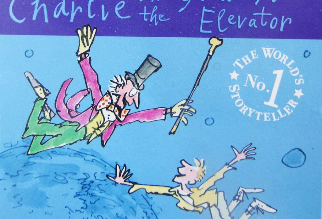 Charlie And The Great Glass Elevator Audiobook by Roald Dahl