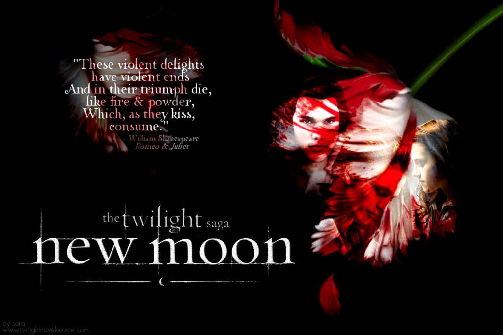 moon 2 new twilight book