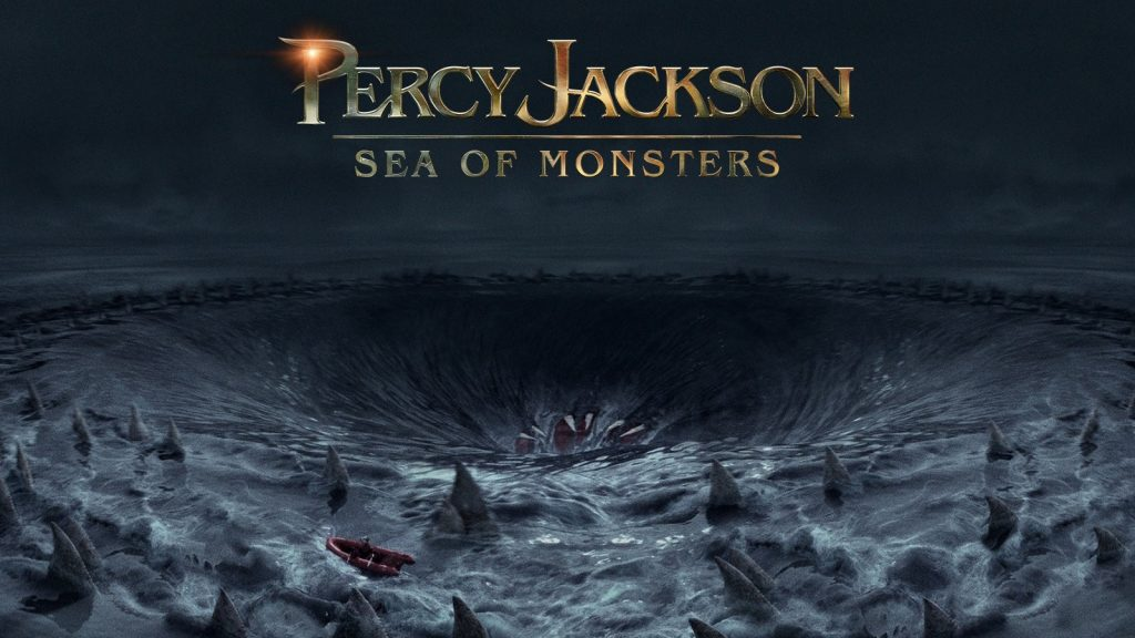 The Sea of Monsters Audiobook Free Download by Rick Riordan