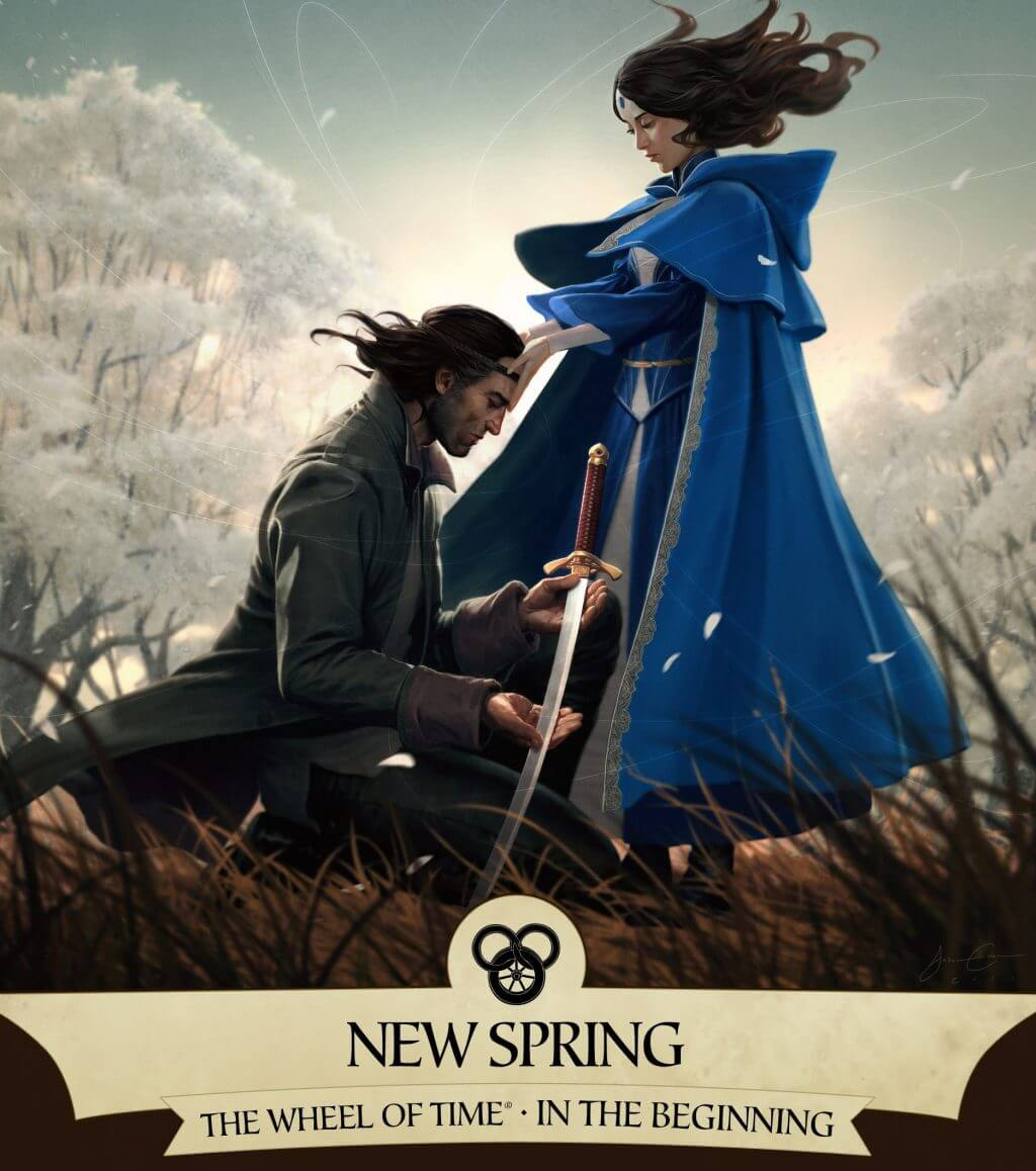 New spring Audiobook Free Dowload - The Wheel of Time Book 0