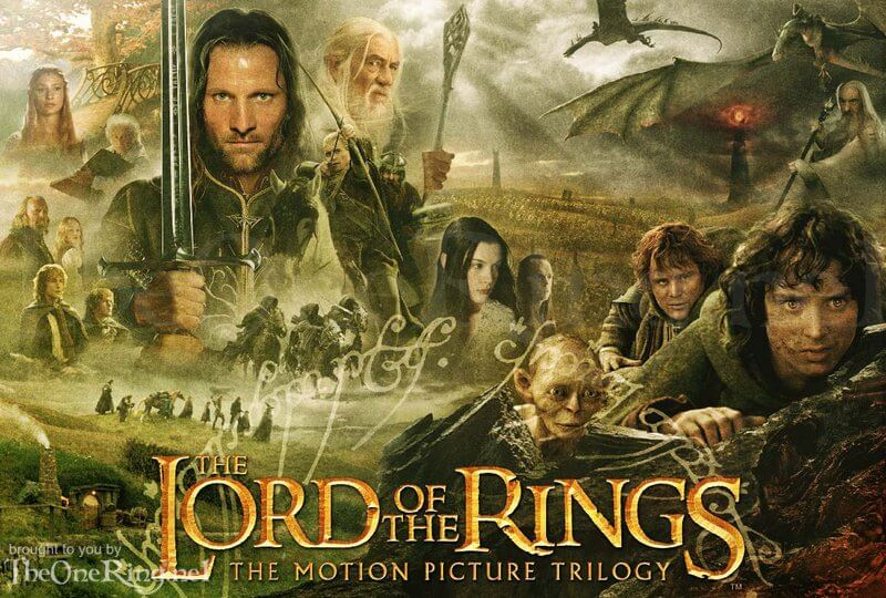 The Lord of the Rings Audiobooks Online Streaming by J.R.R Tolkien