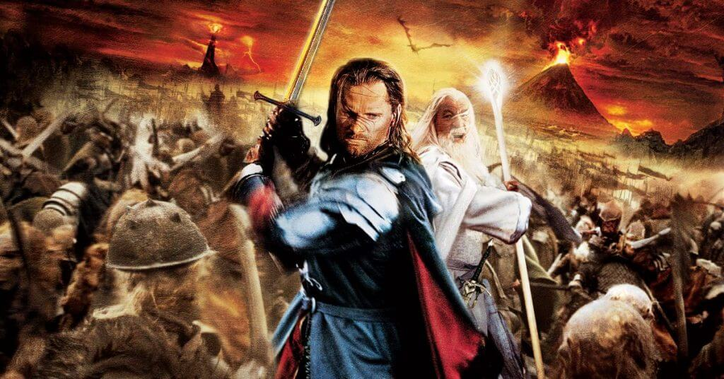 lord of the rings free stream