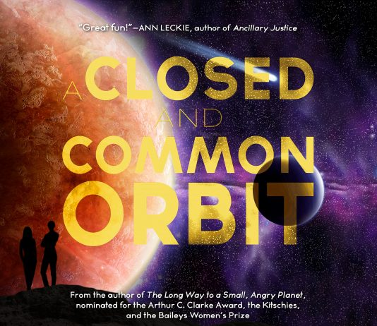 Becky Chambers - A Closed and Common Orbit Audiobook Download - Wayfarers #2
