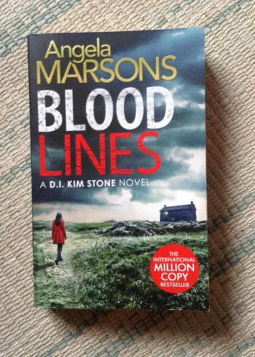 Blood Lines Audiobook by Angela Marsons D.I. Kim Stone 5