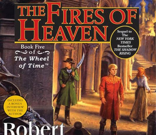The Fires of Heaven Audiobook Free Download - TWOT 5