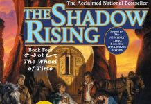 The Shadow Rising Audiobook free download - The Wheel of Time 4