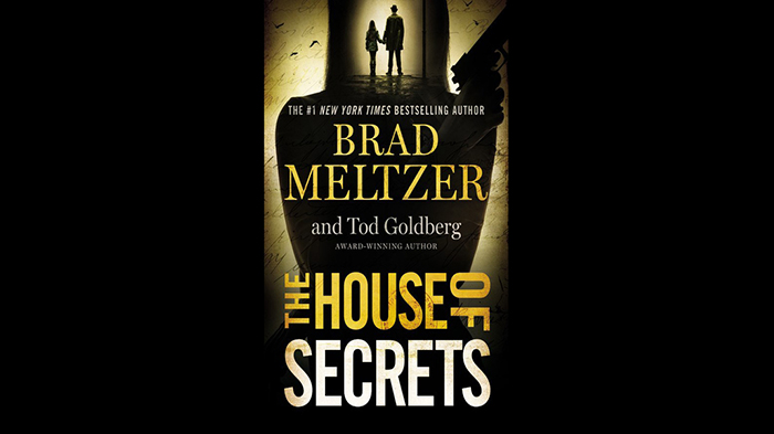 The House of Secrets Audiobook