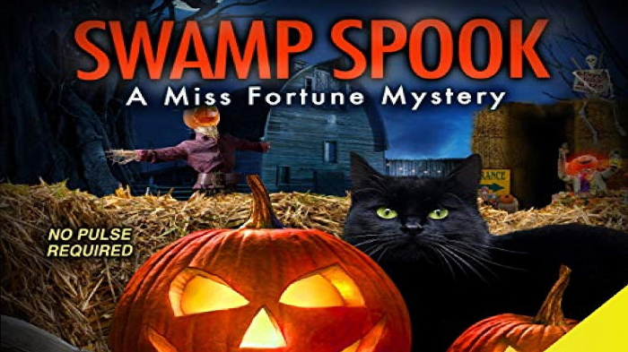 Miss Fortune Mysteries - Swamp Spook Audiobook Free Download