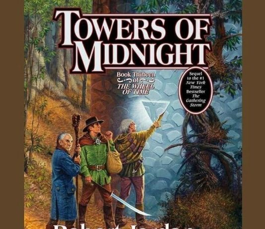 Towers of Midnight Audiobook Free Download - TWOT 13