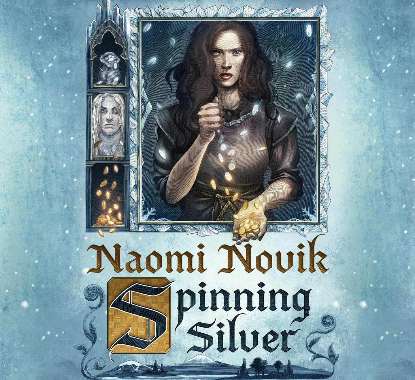 Spinning Silver Audiobook Free Download and Listen